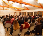 reunion publique Mariac pour le 2me tour