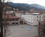 Lycée cour