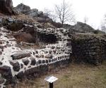 Jaunac site du rocher de brion