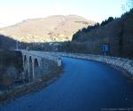 refection du pont en direction de st julien labrousse