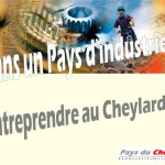 Entreprendre au Cheylard (présentation en 2010)