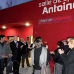 Inauguration Salle Antoine Cayrol: 12 novembre 2011