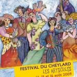 Festival des Articulés du 14 au 16 août 2009