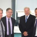 Visite du recteur d'Académie: 17 Septembre 2012