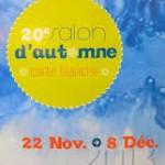 20eme salon d'automne: 22 Nov 2013