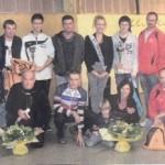 sportifs et associations à l'honneur: 17 Sept 2013
