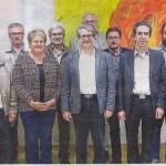 Val'Eyrieux, élection du président: 17 Avril 2014