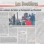 Les codeurs du futur se formeront au Cheylard: Août-Sept 2014