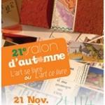 21eme salon d'automne: 21 Nov 2014