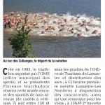 Triathlon de Lamastre: 15 Août 2015