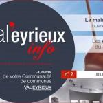 Edito journale N° 2 de Val'Eyrieux: Juillet 2015