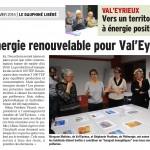 Energie renouvelable: Janvier 2016