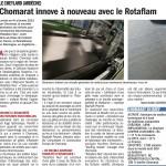 Chomarat innove avec le 'Rotaflam': Février 2016
