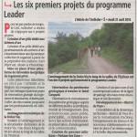 Val'Eyrieux, les 6 premiers projets du programme leader