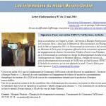 Territoire à énergie positive: mai 2016
