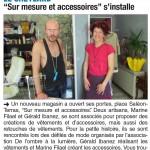 le cheylard: nouveaux commerces