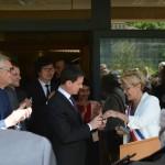 Visite Ministérielle à PôleEyrieux: Mai 2016