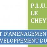Le Cheylard: Projet aménagement et de développement au 19 Sept 2016