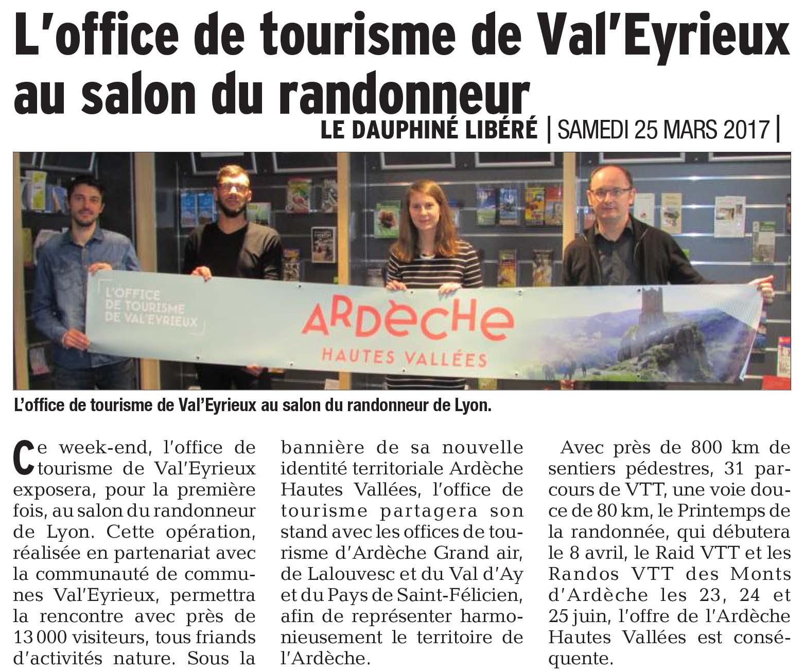 Salon des randonneurs lyon mars 2017 for Salon du randonneur lyon