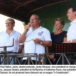 Inauguration Dolce-Via: Lamastre/Le Cheylard