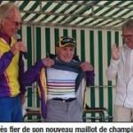 «l'Ardéchoise» Robert Marchand 106 ans