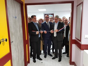 Inauguration du centre social: Nov 2018